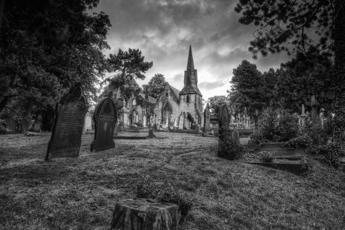 Spital Church and Cemetery, Chesterfield