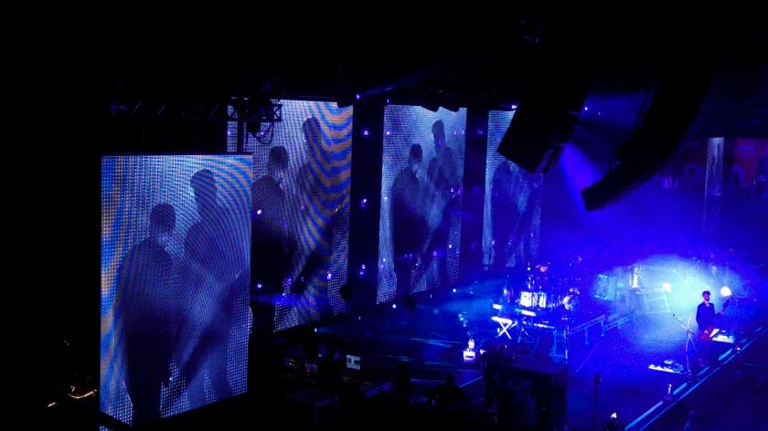 Placebo, live at Nottingham Motorpoint Arena December 2016