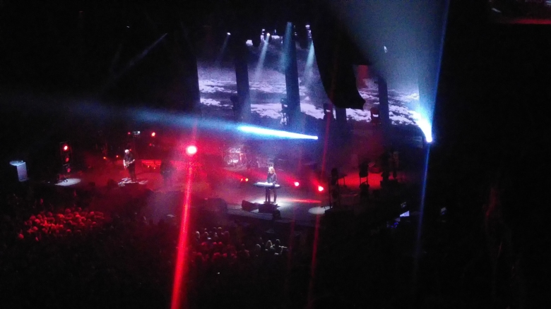 The Cure live in Manchester November 2016